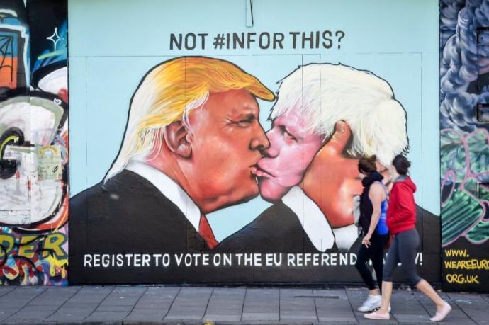 Would you prefer someone like Boris Johnson as US president?