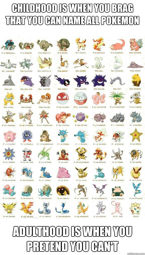 Which is your favourite Pokemon character and why?