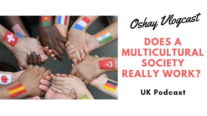 Based on your personal experiences, does a multicultural society work?