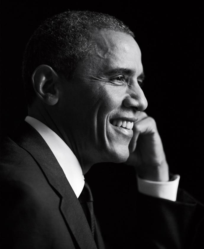 Why Barack Obama is a good president?