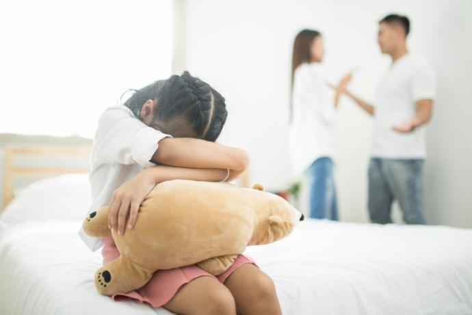 Does divorce affect the parents or the children more?