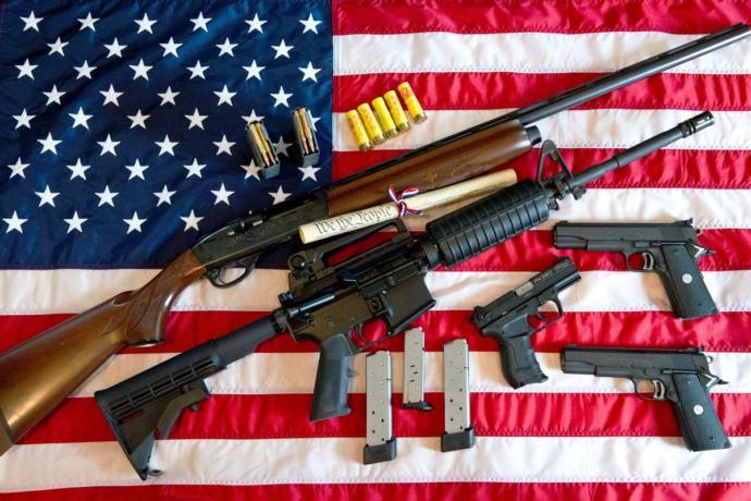 How can America still say they don't have a gun control problem?