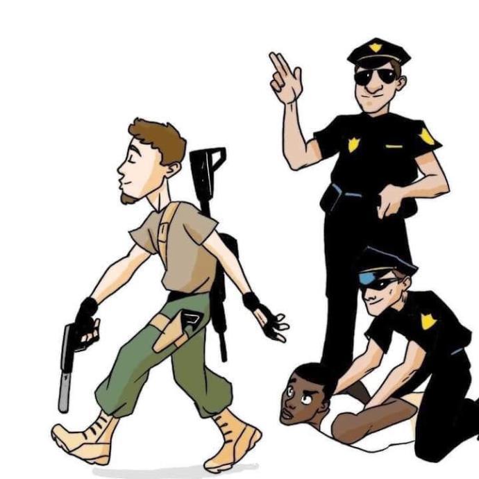 "Trump calls for the crackdown of ""violent video games"" after El Paso shooting?"