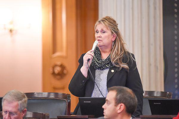 What you think Ohio Rep. Candice Keller says she won't resign over mass shooting comments she made on Facebook?