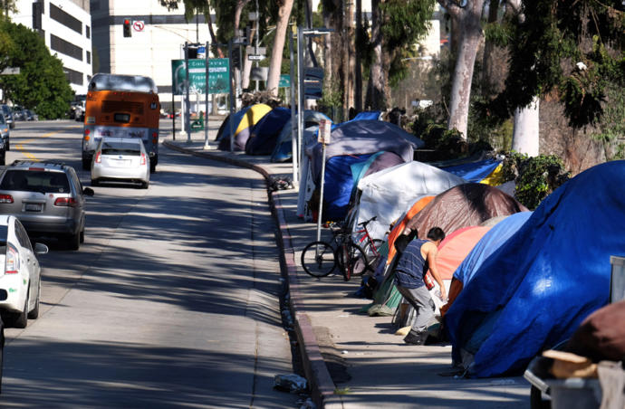 How can the U. S. fix its HOMELESS problem?