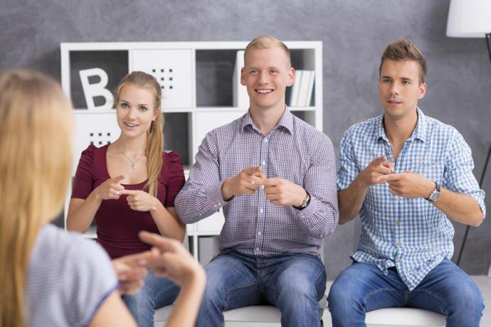Should Sign Language be part of the standard curriculum?