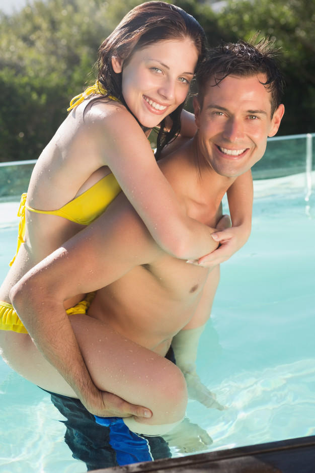 Would you go to a swimming pool for your first date?