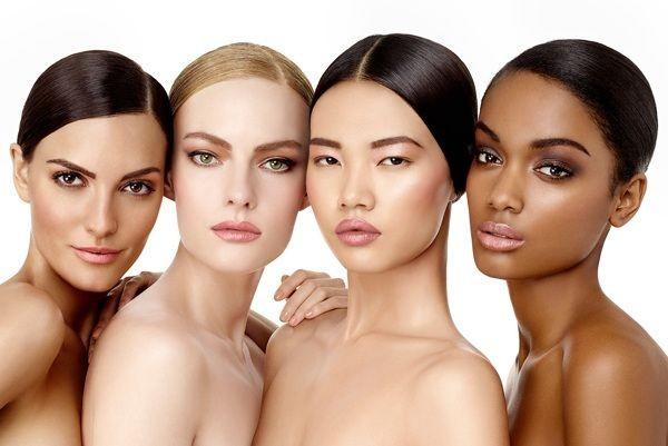 Beauty Comes In Many Different Shades