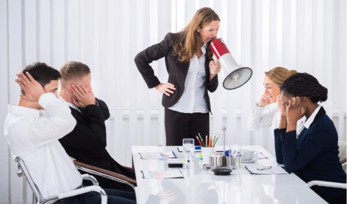 What is the most annoying / disrespectful thing that your boss does?