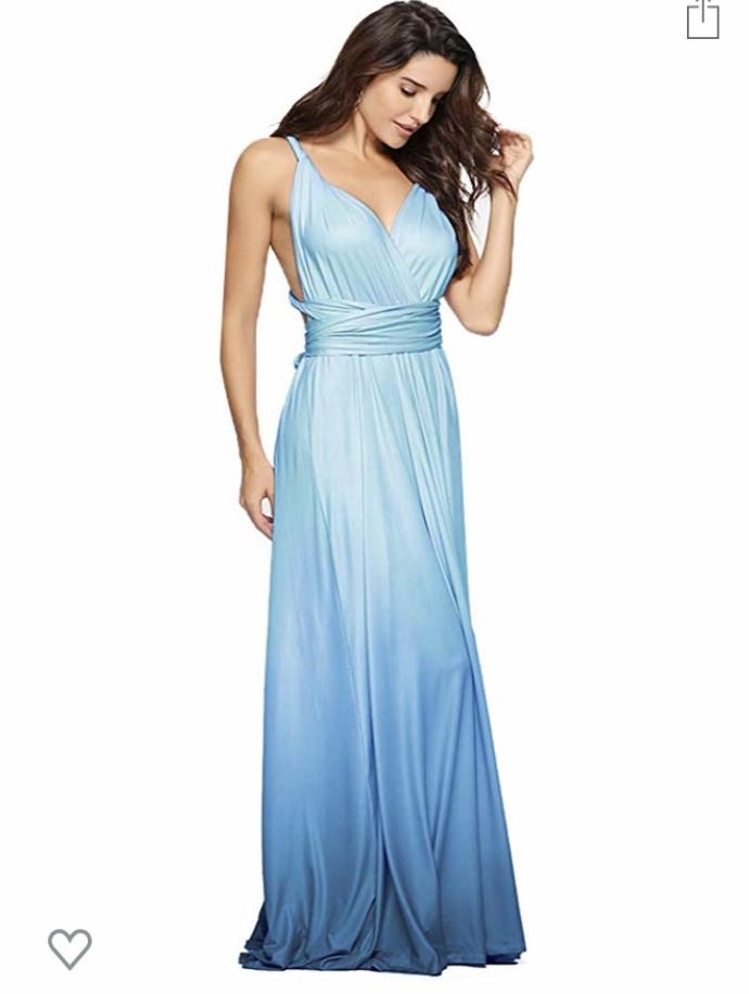 What do you think of this bridesmaid dress?