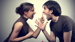What do couples usually argue about?
