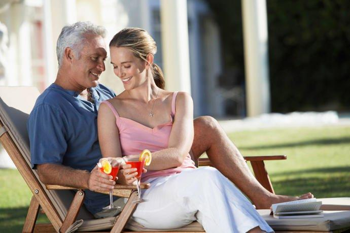In your opinion, does an age gap in a relationship matter / important?