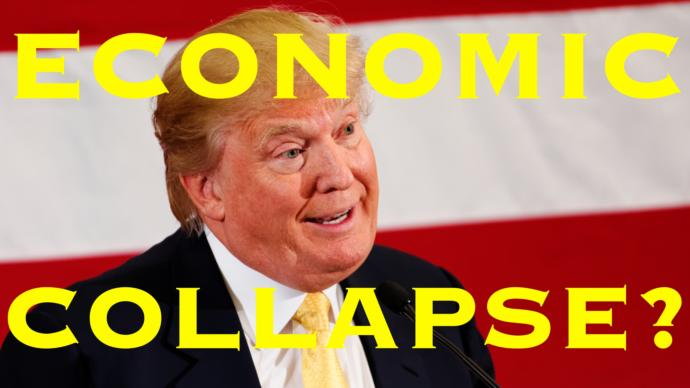 Why is Trump trying to blame Fed. Chair for the slowing economy when it is Trump tariffs and policies he signed that is causing the economic downturn?