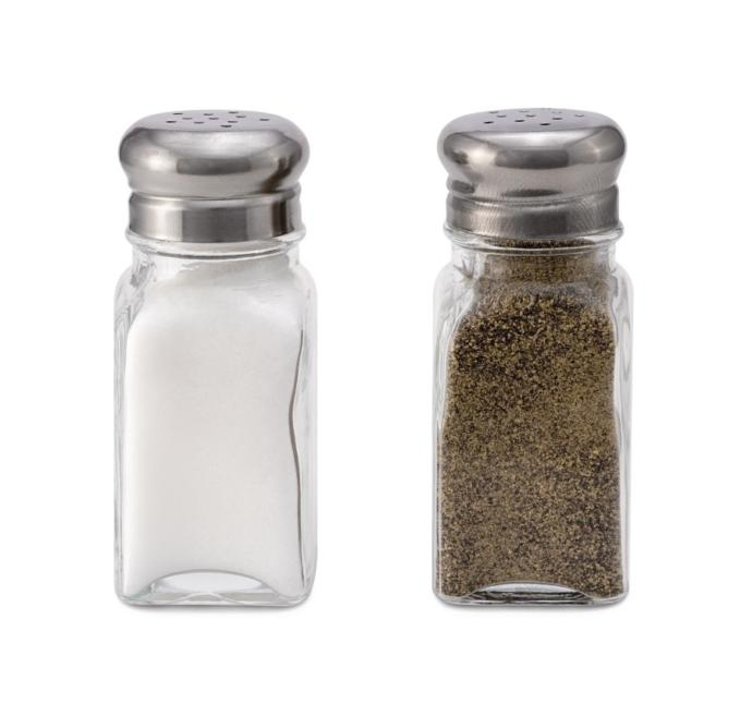 Do you prefer salt or pepper?