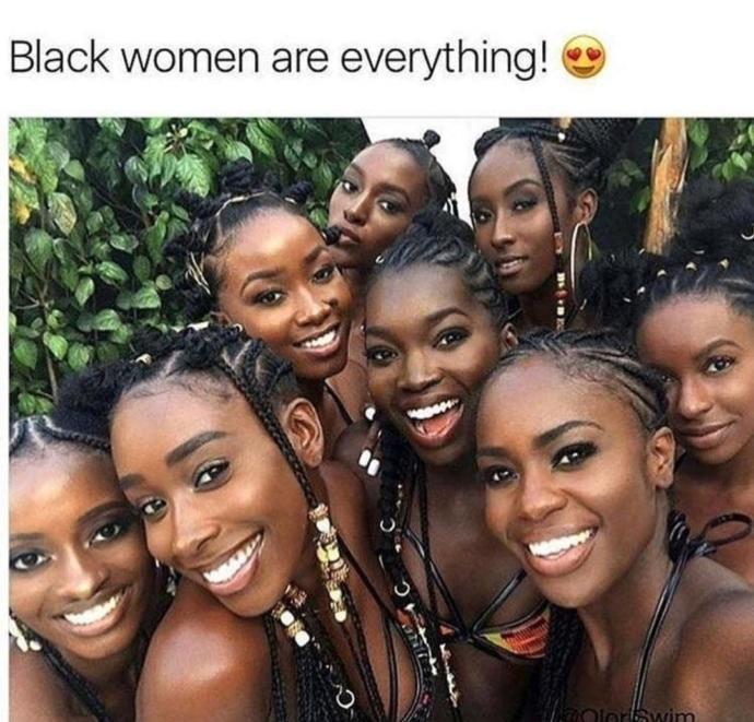 Do different ethnicities like black women?