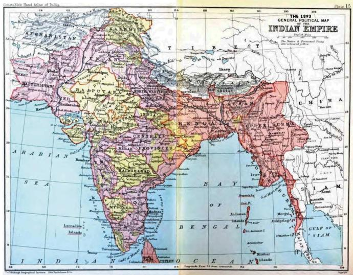Why do certain Indians refuse to acknowledge the many achievements of British rule in India?