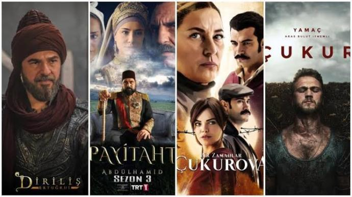 Why Turkish horror movies and Turkish TV series are very popular in the world?