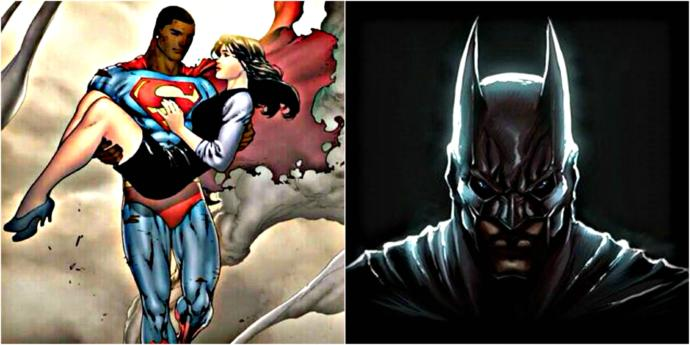 What would be your reaction if Hollywood decides to make a black Superman hero and a black Batman hero in their next movie projects?