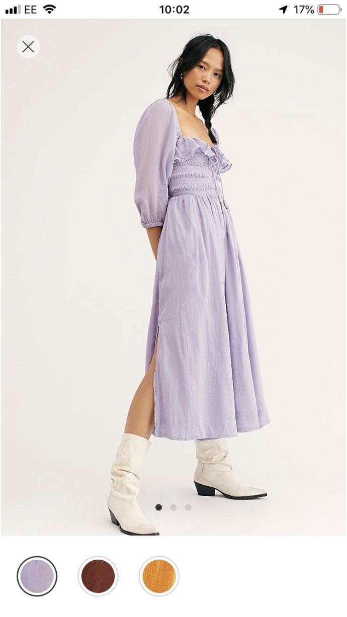 Is this dress cute?