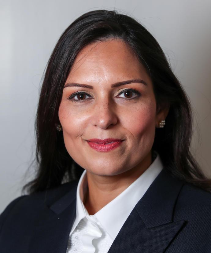 How should conservative Home Secretary Priti Patel after replacing Sadiq Javid deal with Pakistani Rape Gang crisis?