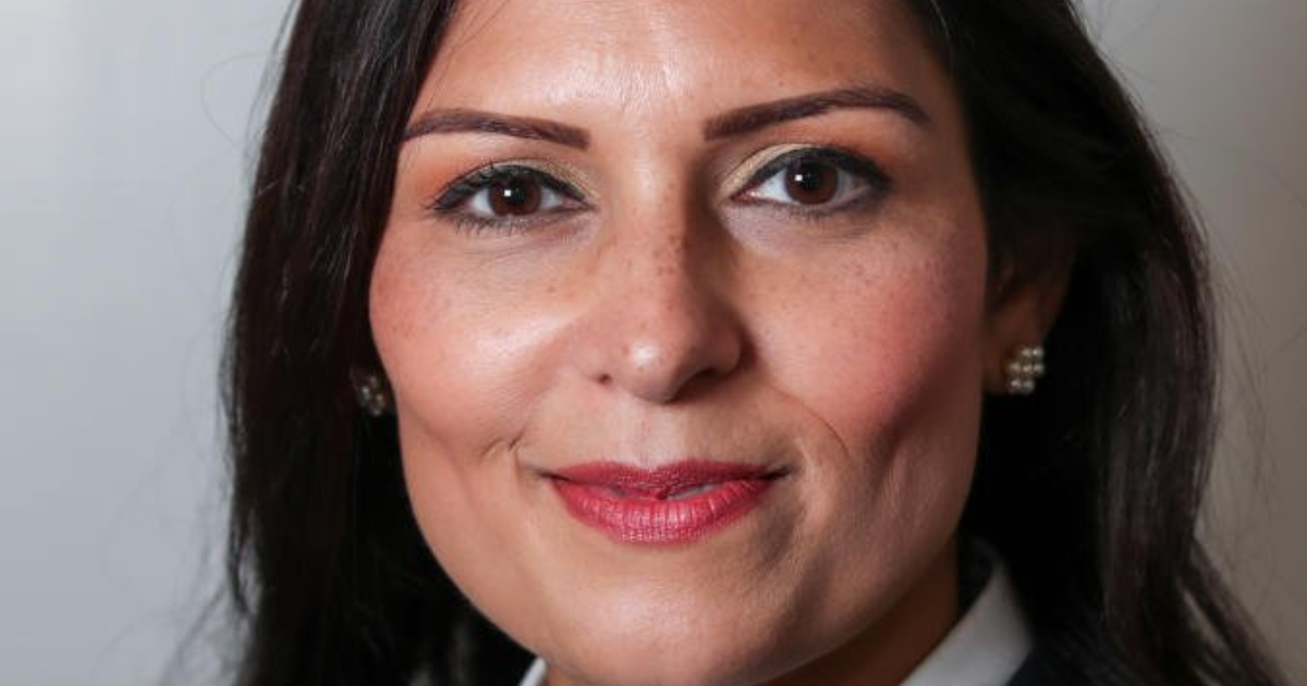 How should conservative Home Secretary Priti Patel after ...