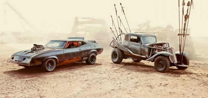 Should modding (Mad Maxing) your car be legal and to what degree?