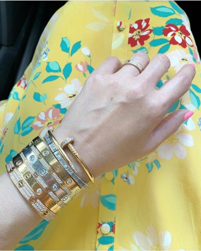 Why are Cartier love bracelet so popular?
