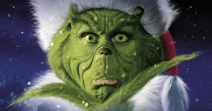Does anyone else love the grinch?