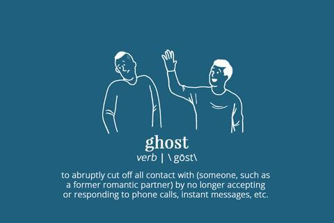 Ghosting: A cowardly way not to face confrontation or a reasonable way to avoid confrontation?