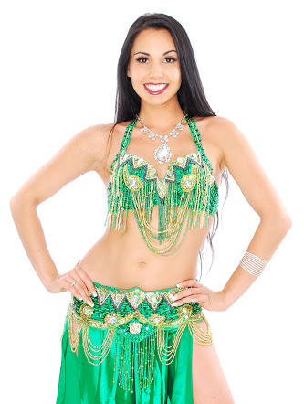 Would you date a belly dancer?