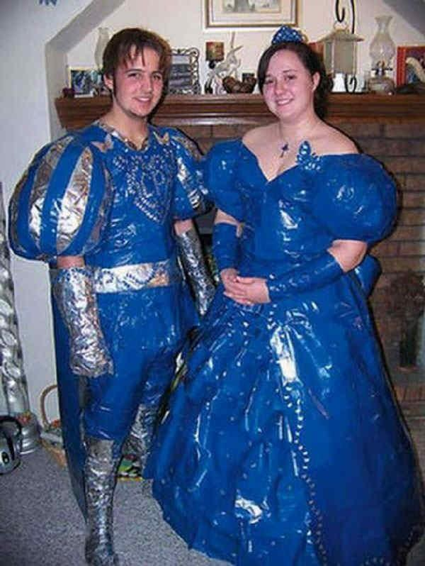 Why do you think they are they dressed like this?