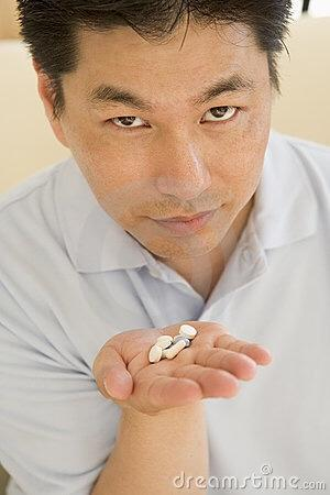 What do you think would happen to a man that takes womens' birth control pills for a week?