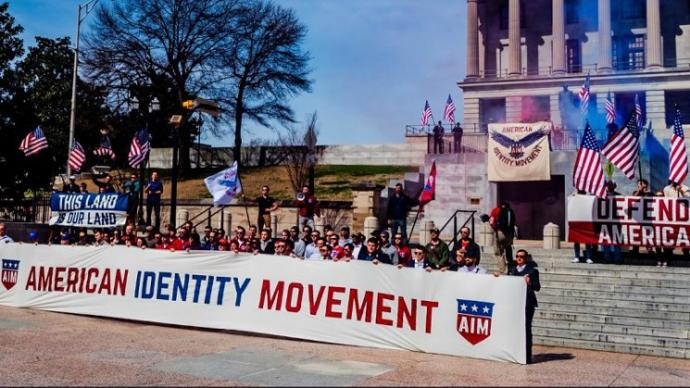 What do you think of the American Identity Movement?