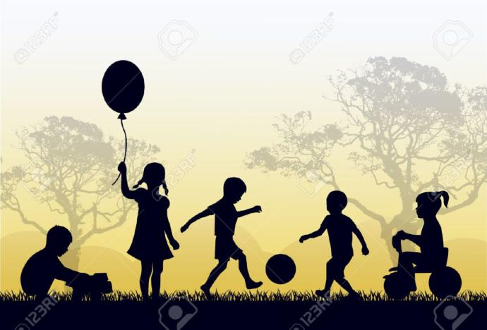 Which is the one thing you used to do as a child, but you still love to do?
