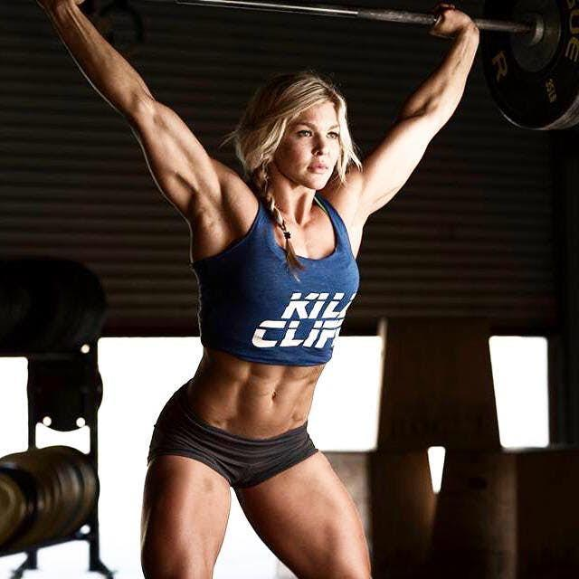 Guys, Are men attracted to women who are stronger than them?