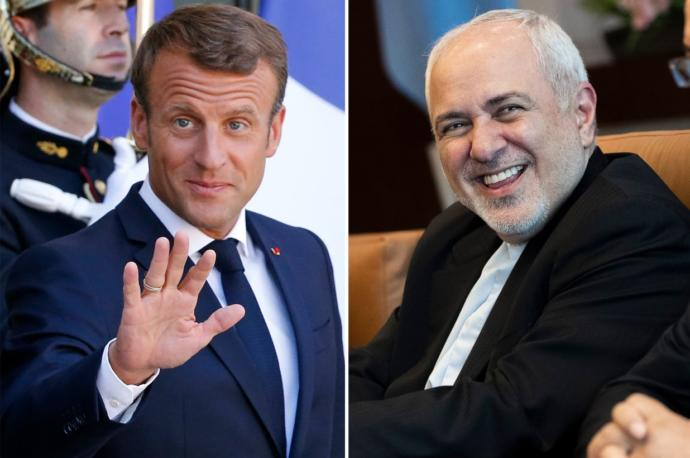 Sourced from the same link-Macron (left), Javad (Right)