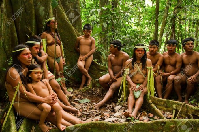 Would you like to live in a non-civilized wild human tribe?