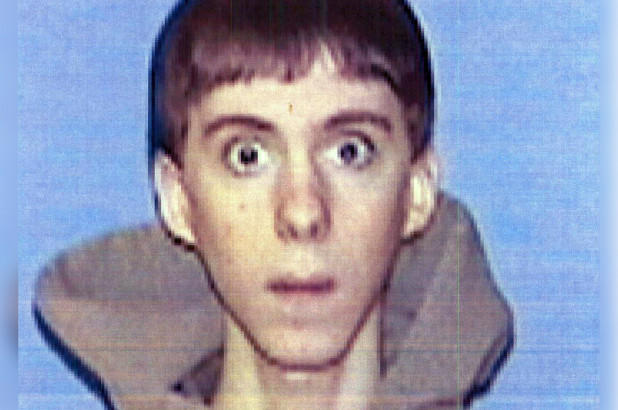 If someone looked like this in their I. D. picture or any kind of picture, should they be denied their 2nd amendment right without being checked out?