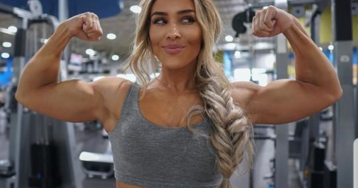 Do guys not like women with muscles? - GirlsAskGuys