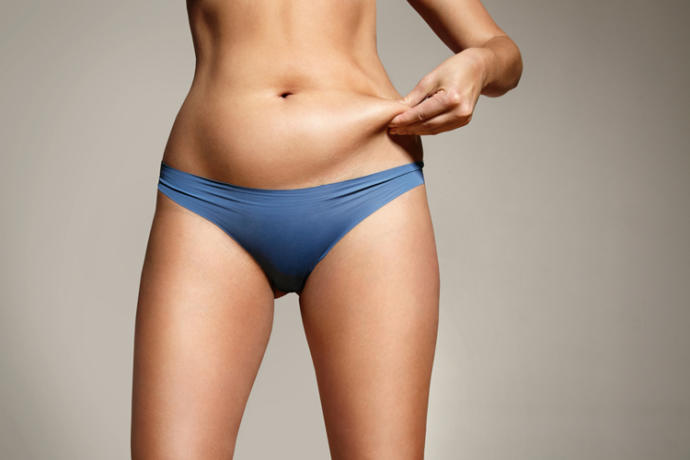 Men, would a woman's lower belly fat be a turn off?