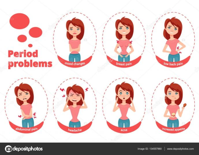 Girls, do you ever have mood swings? Guys, do you have mood swings too?