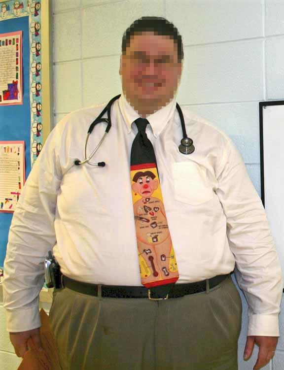 Should the government prevent /ban fat people from becoming a doctor?