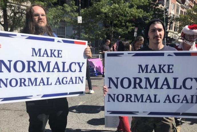What are your thoughts on a straight pride parade?