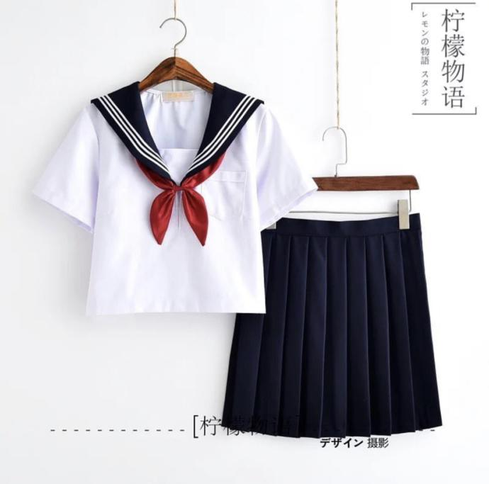 Guys, do you like the Japanese sailor school uniform?