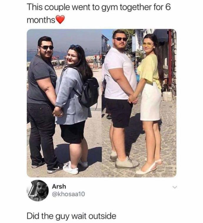 Skinny/Fat shaming?