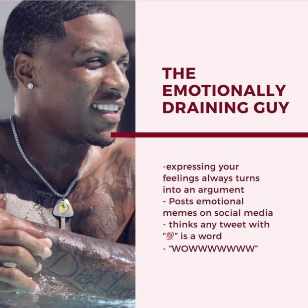 Which type of guy are you and ladies which one do you often attract??