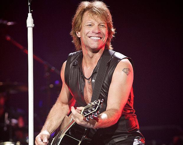 President of the USA: Jon Bon Jovi vs. The Rock?