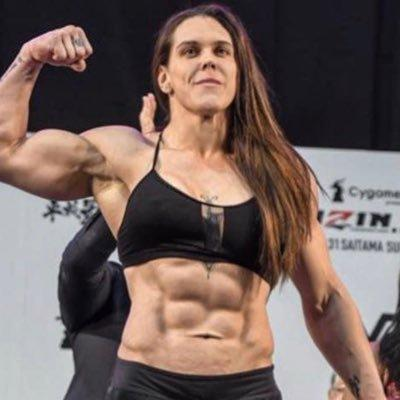 Do you think you could beat Gabi Garcia in a fight?