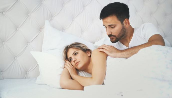 What ruined your relationship with your spouse?