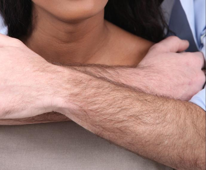 Is it okay if I ask my girl to shave her arms?